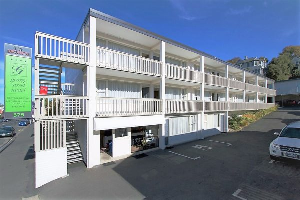 George Street Motel & Apartments Business For Sale